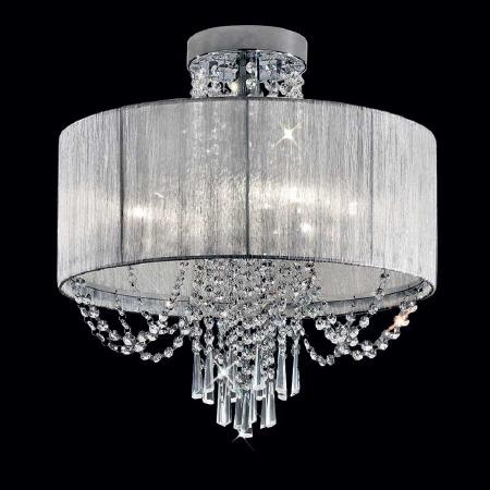 Empress Semi Flush Ceiling Light
