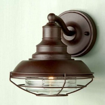 Elstead Euston Outdoor Wall Light Old Bronze