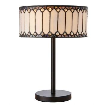 Interiors 1900 Fargo Tiffany Medium Table Light 74609