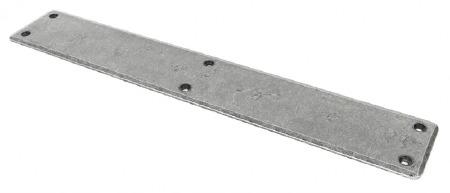 From The Anvil Plain Finger Plate Pewter