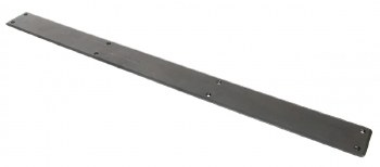 From The Anvil Long Plain Finger Plate Small Beeswax