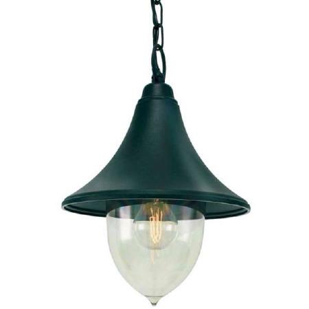 Elstead Firenze Chain Light Black