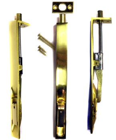 "Aston Flush Bolt 5622/6"" Polished Brass"