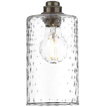 Gilmore Clear Glass Shade