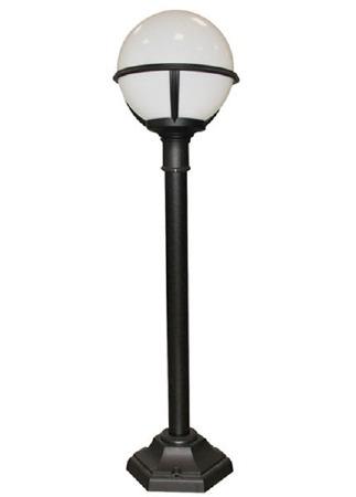 Elstead Glenbeigh Garden Light Black