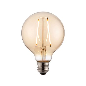 Globe Lamp 95mm E27/240V LED 2W