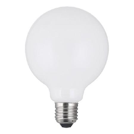 Globe ES/E27 6W LED Opal Dimmable