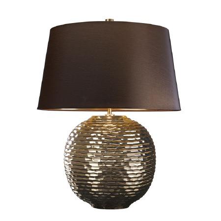 Elstead Caesar Gold Table Lamp