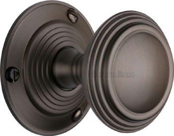 Heritage Goodrich Knobs GOO986 Matt Bronze
