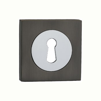 Gotham UK Key Escutcheon FGS