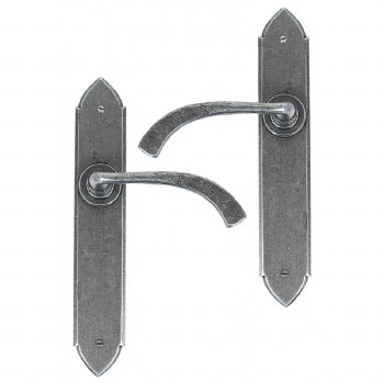 From The Anvil Gothic Curved Latch Levers