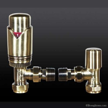 Grosvenor Thermostatic Radiator Valves