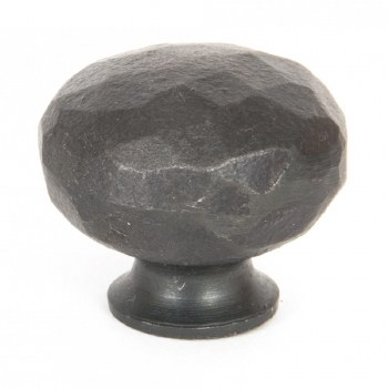 From The Anvil Hammered Knob Beeswax Small