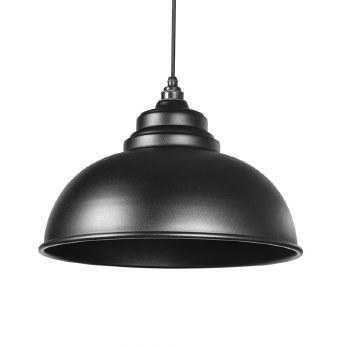 From The Anvil Harborne Pendant Light Black