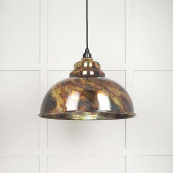 From The Anvil Harborne Pendant Light Burnished