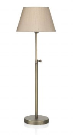 David Hunt HIC4375 Hicks Table Lamp Base Antique Brass