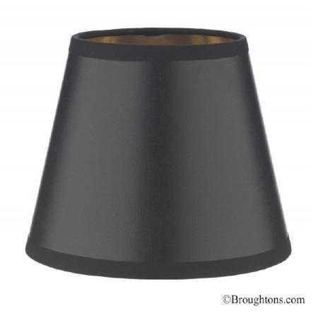 David Hunt HID06 Hidcote Black Shade with Gold Lining