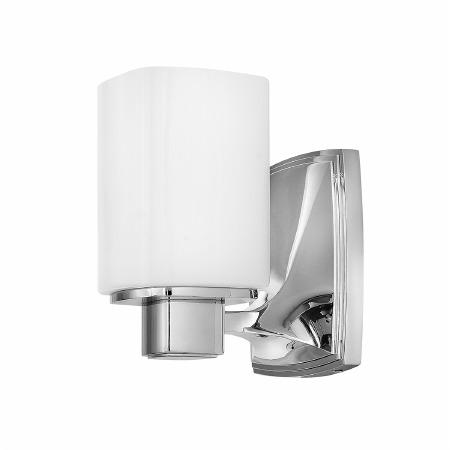 Elstead Tessa Single Bathroom Wall Light Polished Chrome