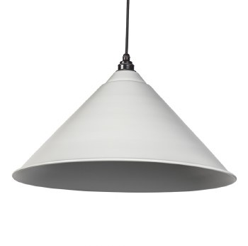 From The Anvil Hockley Pendant Light Grey