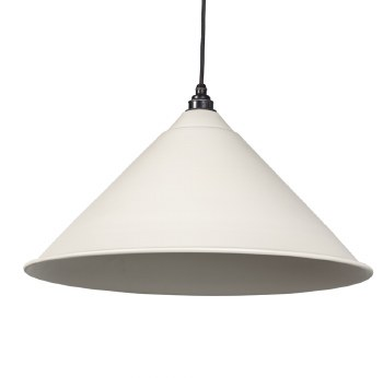 From The Anvil Hockley Pendant Light Oatmeal