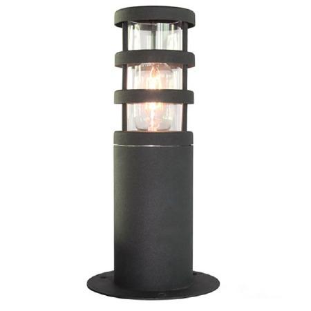 Elstead Hornbaek Pedestal Light Black