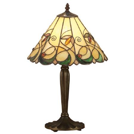 Interiors 1900 Jamelia Medium Tiffany Table Lamp