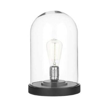 David Hunt JEF4222 Jefferson Table Lamp Black