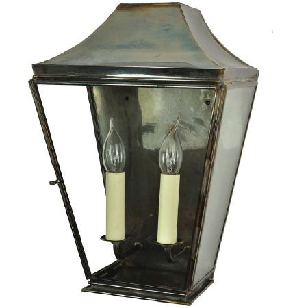 Knightsbrigde Half Large Lantern Antique