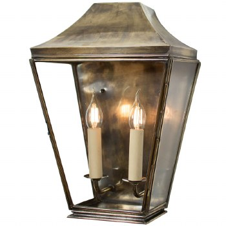 Knightsbrigde Half Large Lantern Light Antique