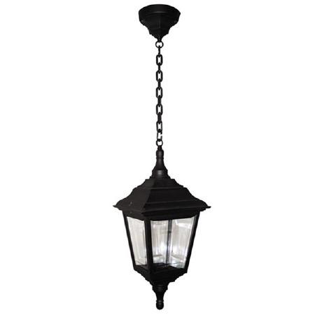 Elstead Kerry Chain Light Black