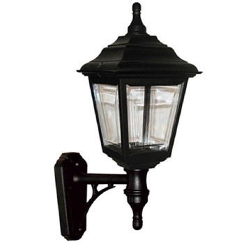Elstead Kerry Outdoor Wall Light Lantern Black