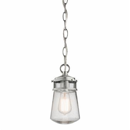 Elstead Lyndon Chain Lantern Brushed Aluminium