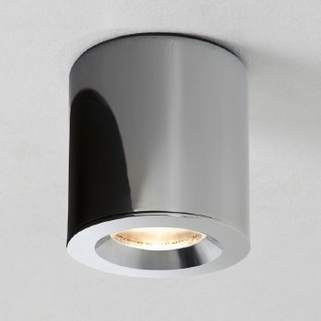 Kos Spot Light Round Polished Chrome