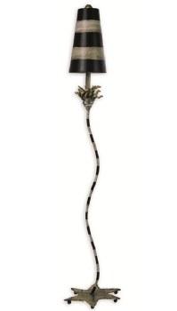 Flambeau La Fleur Floor Lamp