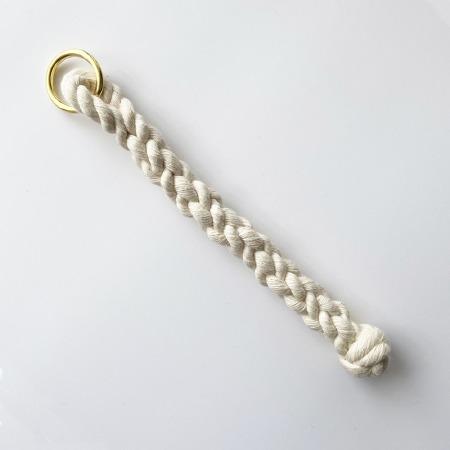 Lanyard 24cm Cotton Rope