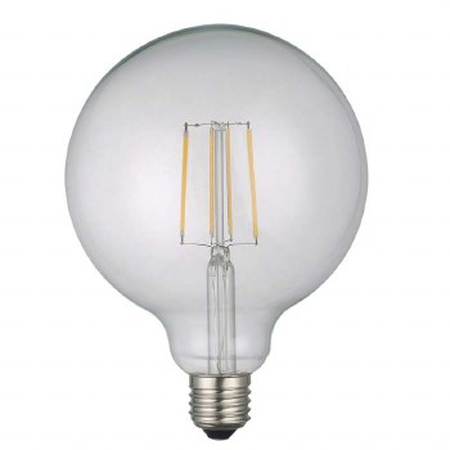 Large Globe Bulb ES/E27 6W LED Dimmable