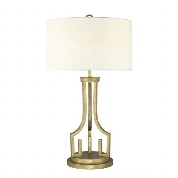 Gilded Nola Lemuria Table Lamp