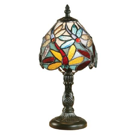 Interiors 1900 Lorette Tiffany Mini Table Lamp