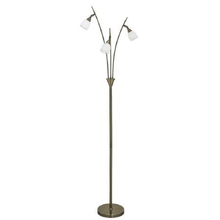 Latina Floor Lamp 3 Lights Bronze