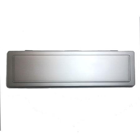 Magnetic Internal Letter Flap MK1 Silver