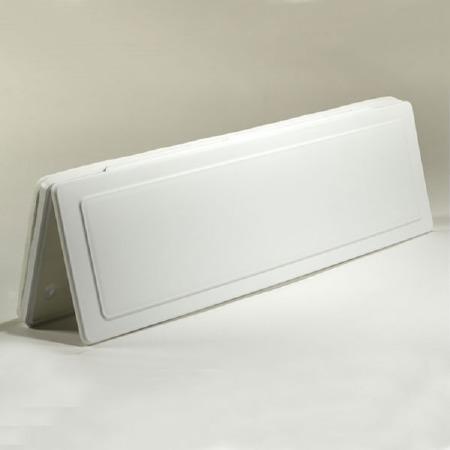 Magnetic Internal Letter Flap MK1 White