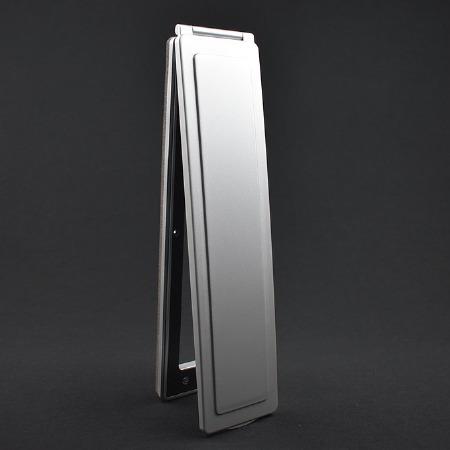 Magnetic Vertical Internal Letter Flap - Silver