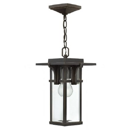 Hinkley Manhattan Chain Lantern Oil Rubbed Bronze