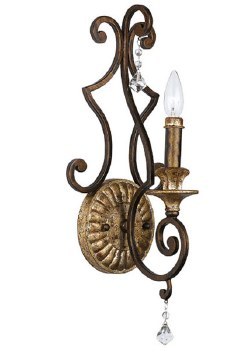Quoizel Marquette Single Wall Light