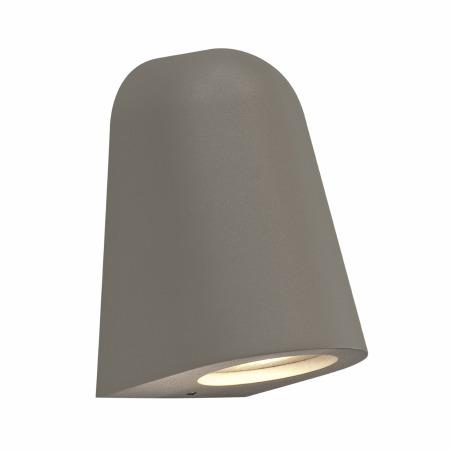 Mast Wall Light Textured Grey