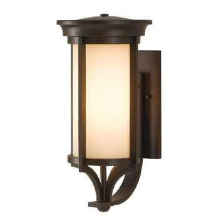 Feiss Merrill Medium Wall Lantern Heritage Bronze