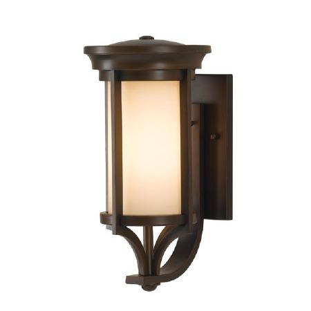 Feiss Merrill Small Wall Lantern Heritage Bronze