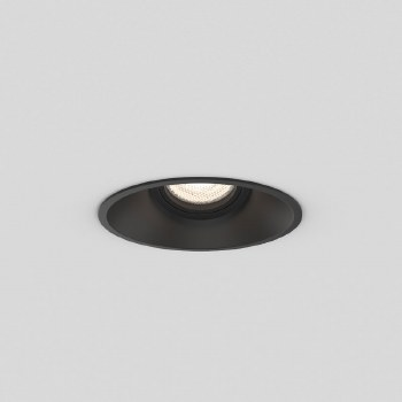 Minima 25 Degrees Round Spot Light Black