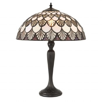 Interiors 1900 Missori Tiffany Medium Table Light 71091