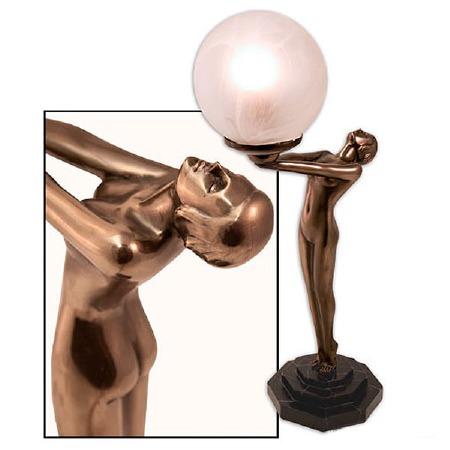 Natasha Art Deco Table Lamp
